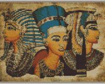 Egypt cross stitch - Google Search