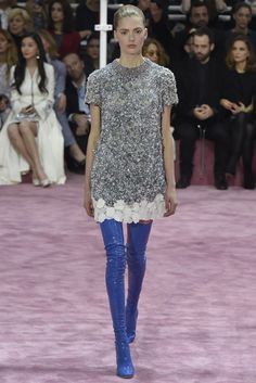 Dior Haute Couture Spring 2015 - Slideshow - Runway, Fashion Week, Fashion Shows, Reviews and Fashion Images - WWD.com