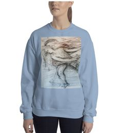 Purchase a sweatshirt to support refugees in Uganda. With every purchase, a portion of the sales goes towards transforming these refugees into entrepreneurs. Available in multiple colors. Bacchus, Uganda, Online Printing, Sweatshirts, Colors, Unique, Sweaters, Stuff To Buy, Fashion