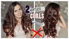 4 Overnight & Heatless Hairstyles to Sleep In For an Easy, Gorgeous Morning   Her Campus