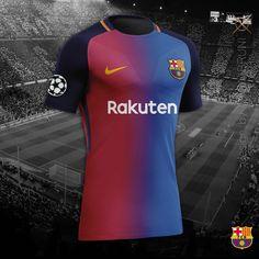 2018-19 cuarto equipamiento FC Barcelona Club Football, Football Is Life, Football Kits, Nike Football, Football Jerseys, Fc Barcelona, Barcelona Jerseys, Sports Jersey Design, Football Design
