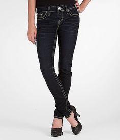 $50   I Would wear these every day!  Daytrip Lynx Skinny Stretch Jean