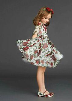 Dolce &Gabbana pre Fall 2015 kids