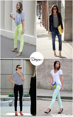 How to Style - Basic Tee TheSubtleStatement.com