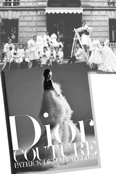 Dior Couture with Patrick Demarchelier... www.maylanascloset.com