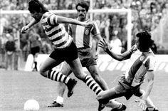 Yazalde V FC Porto com Antonio Oliveira na mesma imagem