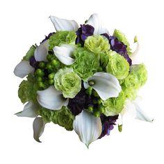 Calla Bouquet Hidden GoPro