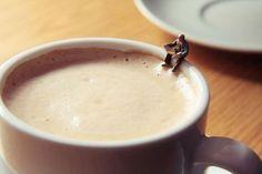 Un caffè leggendo libri :-)