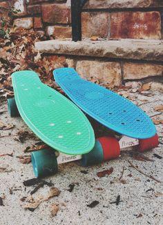 ZINK PENNY BOAED SKATEBOARD SKATE RAMP SK8 SUMMER FUN FULL SET UP BLUE