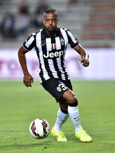 Patrice Evra of Juventus