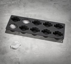 Bar & Shield Ice Cube Tray