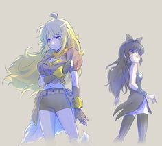 Browse the best of our 'RWBY' image gallery and vote for your favorite! Yuri, Rwby Yang, Rwby Blake, Rwby Bumblebee, Red Like Roses, Rwby Red, Rwby Ships, Blake Belladonna, Team Rwby
