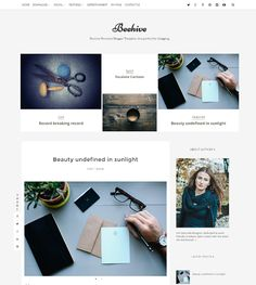 Free Blogger Templates For Personal Blog: 25 Plus