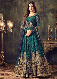 Looking to buy Anarkali online? ✓ Buy the latest designer Anarkali suits at Lashkaraa, with a variety of long Anarkali suits, party wear & Anarkali dresses! Designer Salwar Kameez, Designer Anarkali, Indian Salwar Kameez, Latest Salwar Kameez, Salwar Kameez Online, Floor Length Anarkali, Long Anarkali, Anarkali Gown, Anarkali Suits
