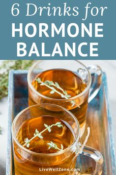 Trying to balance your hormones naturally but not sure what to drink for your hormones? This post lists 6 of the best drinks to support hormone balance detox and your hormone-balancing diet. Whether it's apple cider for hormones, hormone balance smoothies Natural Health Remedies, Natural Cures, Natural Healing, Herbal Remedies, Natural Life, Natural Living, Natural Remedies For Menopause, Natural Foods, Natural Treatments
