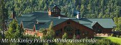 Mt. McKinley Princess Wilderness Lodge in Denali State Park - Princess Lodges