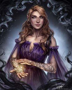 A Court Of Wings And Ruin, A Court Of Mist And Fury, Feyre And Rhysand, Sarah J Maas Books, Throne Of Glass Series, Fanart, Crescent City, Look At The Stars, Red Queen