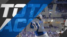 Capacity.™ NFL Total Access rebrand