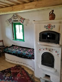 Ceramic Workshop, Timber Structure, Wooden Gates, Stone Kitchen, Rocket Stoves, Cottage Living, Design Case, Traditional House, Romania