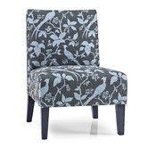 Found it at Wayfair - Monaco Bardot Slipper Chair