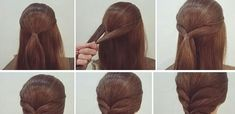 Super Easy Ponytail Effect   Makeup Mania