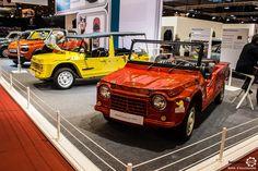 #Citroën #Mehari dont une US au salon Retromobile à #Paris Reportage complet : http://newsdanciennes.com/2016/02/08/grand-format-retromobile-2016/ #Vintage #VintageCar