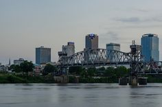 Golden Hour in Little Rock Arkansas Photography by Nick Laborde