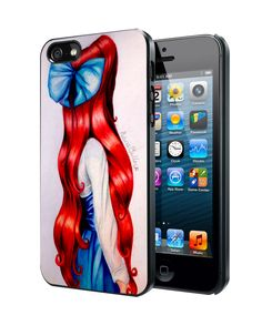 Disney Ariel, Little Mermaid Samsung Galaxy S3 S4 S5 Note 3 Case, Iphone 4 4S 5 5S 5C Case, Ipod Touch 4 5 Case