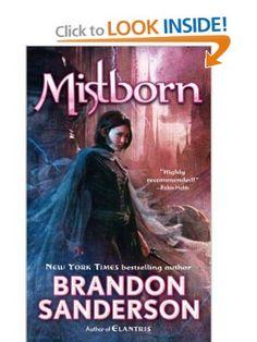 Mistborn : Brandon Sanderson