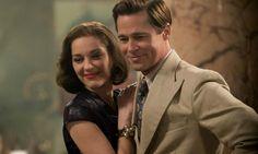 RESEÑA: Brad Pitt y Marion Cotillard en Aliados. #Aliados #Movies #BradPitt #MarionCotllard #SalaLlena