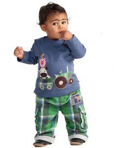 Frugi at Kiddiekool for your Baby Boy Autumn/Winter 2013 range.