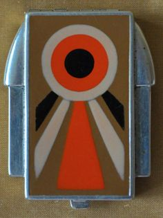 Fillkwik Art Deco compact www.compactcollectors.co.uk