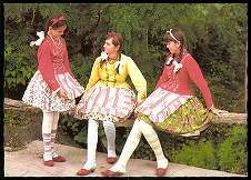 alföldi- these girls look like they are dressed in candy canes and the peppermints at your grandmother's house. Folk Costume, Costumes, Hungarian Embroidery, Chain Stitch, These Girls, Traditional Outfits, Hungary, Harajuku, Culture