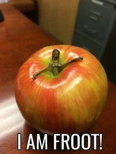 I am Froot!