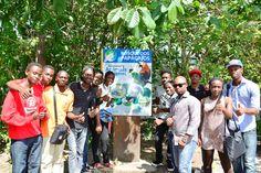 O Bosque dos Papagaios recebeu a visita de vários estudantes estrangeiros nesta terça (29/09/15) #pmbv #BoaVista #Roraima #EuAmoBoaVista #PrefeituraBoaVista