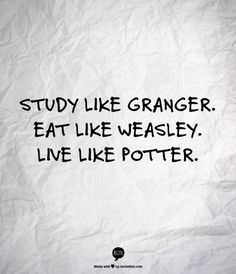 Words to live by... <--- risk my life by going to school every year? lol