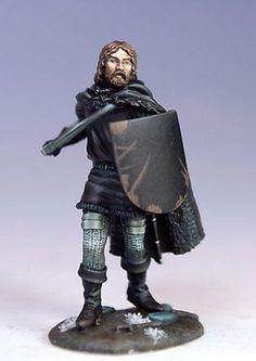 Game of thrones #benjen stark of the night's watch dark #sword #miniatures dsm505,  View more on the LINK: http://www.zeppy.io/product/gb/2/361234758218/