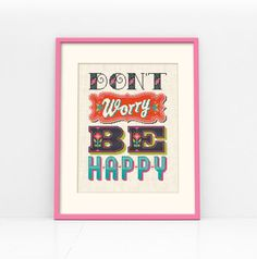Be Happy Cross Stitch Pattern Digital Format PDF por Stitchrovia