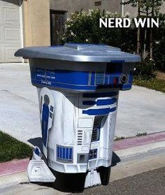 Geeky awesome!