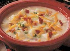 54th Street Potato Soup