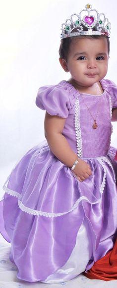 vestido de sofia para bebe - Buscar con Google