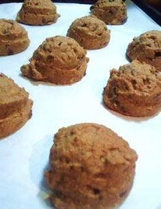 MY HCG DIET RECIPES: HcG Diet Recipe Phase 3 P3: Chocolate Almond Cookies