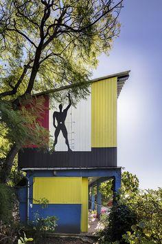 La villa E-1027 d'Eileen Gray enfin restauree