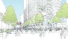 Gallery - Winner of Parramatta Square Design Competition Announced - 5