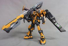 模型・プラモデル投稿コミュニティ【MG-モデラーズギャラリー】ガンプラ AFV ジオラマ  - グレートバスターガンダム Gundam Art, Gundam Exia, Cool Robots, Gundam Model, Gundam Custom Build, Gunpla Custom, Gundam Mobile Suit, Gamers Anime, Mecha Anime
