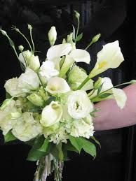 Image result for calla bouquet