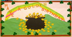 March '13 Birthday Bulletin Board by annbumbly, via Flickr