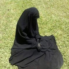The beauty of a muslimah!! The beauty of Islam
