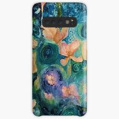 'Fantasy Flowers' Case/Skin for Samsung Galaxy by Adele Buys Framed Prints, Canvas Prints, Art Prints, Iphone Wallet, Iphone Cases, Get Free Stuff, Galaxy Design, Style Snaps, Sell Your Art