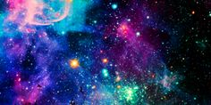 Frases de amor con fondos de galaxia - Imagui